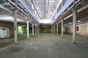 IPG.ESTATE LEASED 3500 sqm of PRODUCTION AND WAREHOUSE SPACE IN CENTRAL AREA