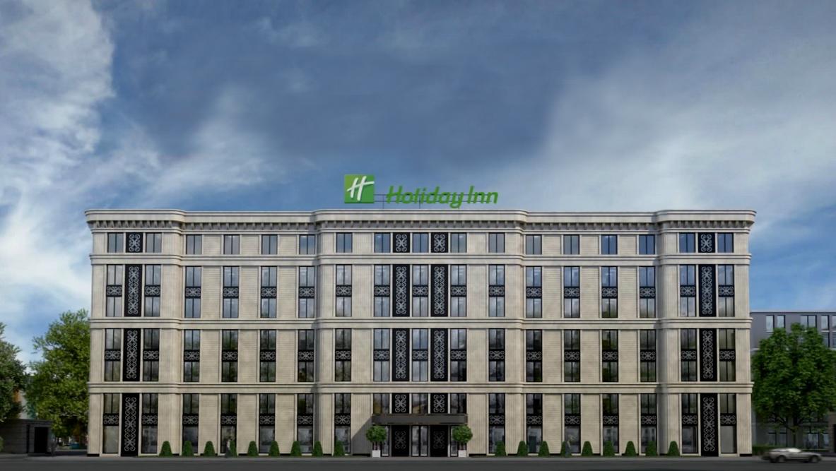 Holiday inn санкт-петербург коммерческая недвижимость портал поиска помещений для офиса Рощинская 3-я улица