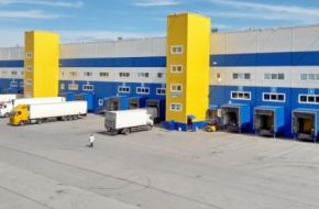 IPG.Estate company leased the warehouse of A class in logistic park «Osinovaya Roscha»