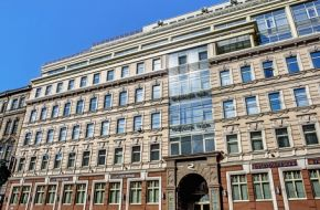 The Ural Bank for Reconstruction and Development leased an office in «Renaissance Plaza» business center